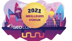 VOEUX 2021 GEOLUX